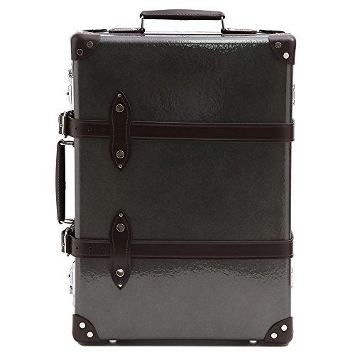 (グローブトロッター)GLOBE TROTTER スーツケース ROYALE ロワイヤル 20インチ 35L 2輪 トローリー (キャビアグレー) GTROYSMBR20TC/CAVIAR GRAY [並行輸入品]