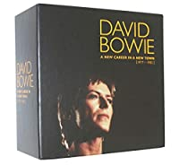 DAVID BOWIE/デヴィッド・ボウイ A New Career in a New Town (1977-1982) CD-BOX