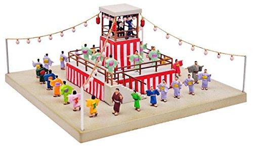 トミーテック ジオコレ 情景コレクション 情景小物030-3 祭りの櫓3 ジオラマ用品
