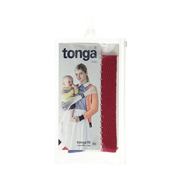 Tonga トンガ・フィット トリコロール/X...の紹介画像3