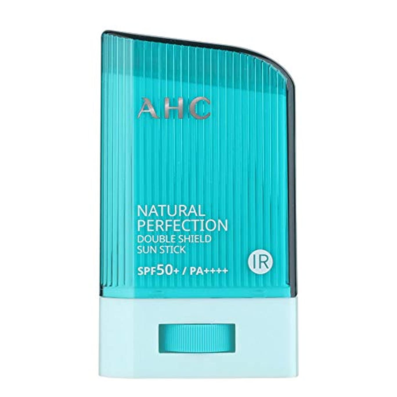 見通し探す咽頭AHC ナチュラルパーフェクションダブルシールドサンスティック 22g, Natural Perfection Double Shield Sun Stick SPF50+ PA++++