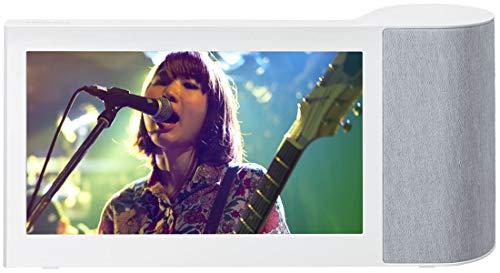 10インチモニター ワイヤレススピーカー インターネット動画対応 Bluetooth/無線LAN対応 ホワイト パナソニック(Panasonic) SC-VA1-W