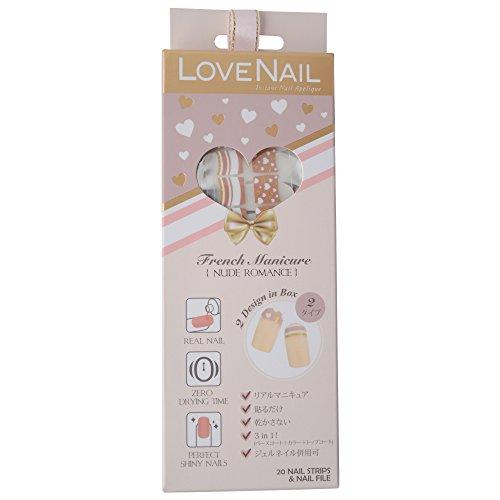 LOVENAIL ヌードロマンス