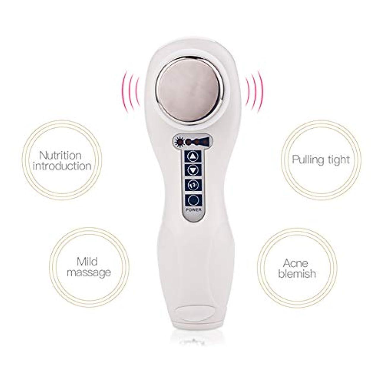 内部傷つきやすいふつうポータブル美容機器、美顔器、皮膚しわ若返り洗顔ケアツール