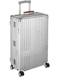 [イノベーター] スーツケース アルミキャリー フレーム | 67L | ブランドロゴレーザーあり | TSAダイヤルロック | 双輪キャスター | 多段階調整キャリーバー |  保証付 67L 69cm 5.8kg INV2517LA