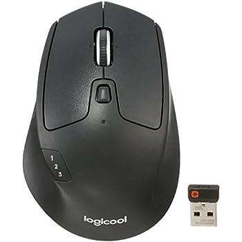Logicool ロジクール M720 トライアスロンマウス Bluetooth マルチデバイス Windows Mac OS Chrome OS Android対応 FLOW機能搭載