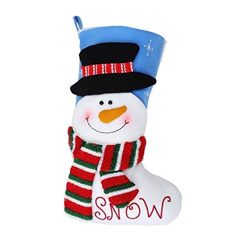 (クリスマスショップ) Christmas Shop クリスマスソックス(飾り) キャタクターソックス クリスマスの靴下 (ワ...