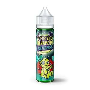 Cloud Vape/Cloud & Rayol - Premium E-Liquid(リキッド)【60ml】 [Vaporever社/ヴェポレバー/正規品] (ブードゥー・リベンジ)