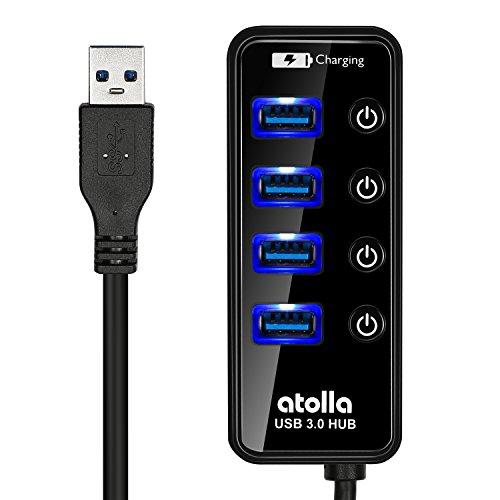 atolla USB3.0 ハブ 高速4ポートUSB HUB...