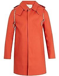 (マッキントッシュ) Mackintosh メンズ アウター コート Bonded-cotton hooded overcoat [並行輸入品]