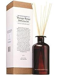 Therapy Range セラピーレンジ メディシンボトル ディフュージョンスティック 250ml ココア、バニラ&カシア Cocoa Vanilla & Cassia アロマセラピーカンパニー