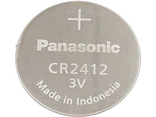 お得な2個セット CR2412 リチウムボタン電池◎レクサス・クラウン・マジェスタ等に◎【エムトラ】