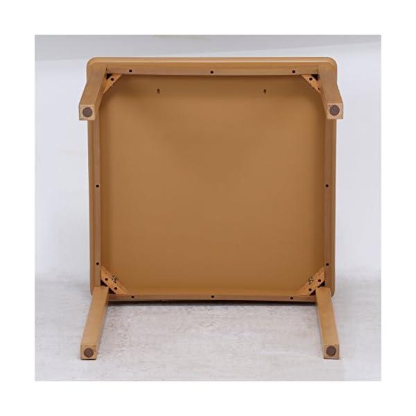 不二貿易 ダイニング テーブル モルト 93003の紹介画像9