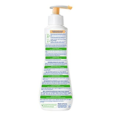 Mustela Nourishing Cleansing Gel - for Dry Skin, 300 mL