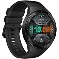 HUAWEI Watch GT2e 46mm/グラファイトブラック/遊べるスマートウォッチ【日本正規代理店品】 文字盤サイズ46mm