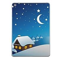 第1世代 iPad Pro 12.9 inch インチ 共通 スキンシール apple アップル アイパッド プロ A1584 A1652 タブレット tablet シール ステッカー ケース 保護シール 背面 人気 単品 おしゃれ その他 雪 冬 001484