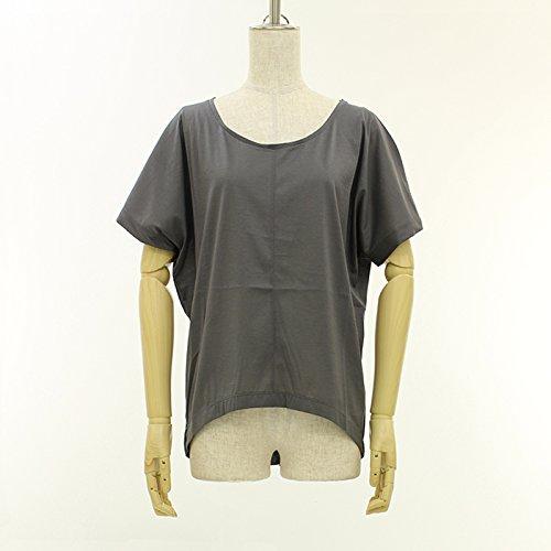 (ジミー タヴァニティ) JIMMY TAVERNITI クルーネックTシャツ [81151047] GRY XS