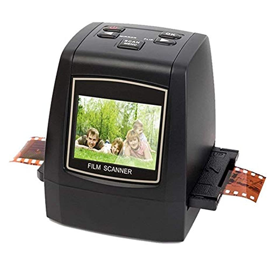 くしゃみ減衰フレットDigitnow 22MP/14MP All In 1 SlideFilm and Negative Scanner for 35mm 110 126 and Super 8 Films/Slides/Negatives To Digital Converter [並行輸入品]