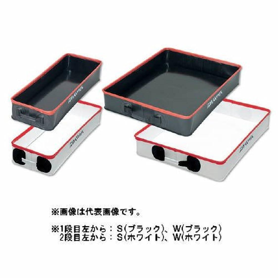 リベラル鎖スペクトラムダイワ(Daiwa) タックルバッグ タックルトレー W(A) ホワイト