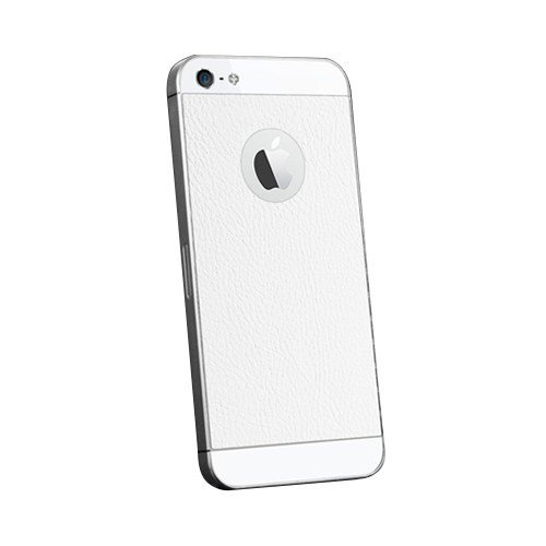 国内正規品SPIGEN SGP iPhone5/5S スキンガード [ホワイト] SGP09566