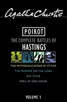 Poirot: The Complete Battles of Hastings: Volume 1 [Omnibus edition]