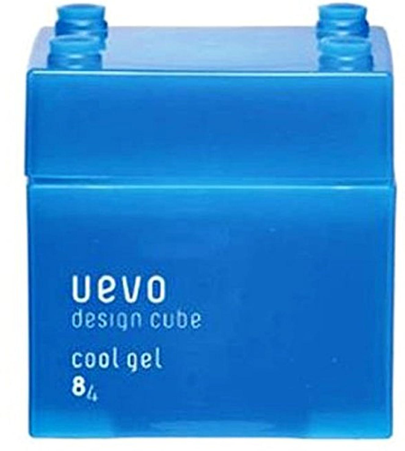 チーズ言い聞かせる液体ウェーボ デザインキューブ クールジェル 80g