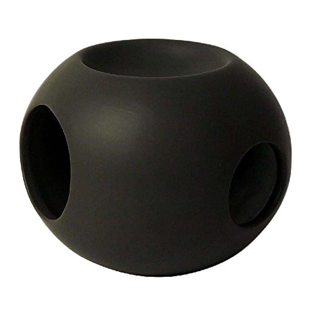 海嶺学士特徴づけるPASHA アロマポット Round Oil Ball エッセンシャルオイル ユーカリ付き