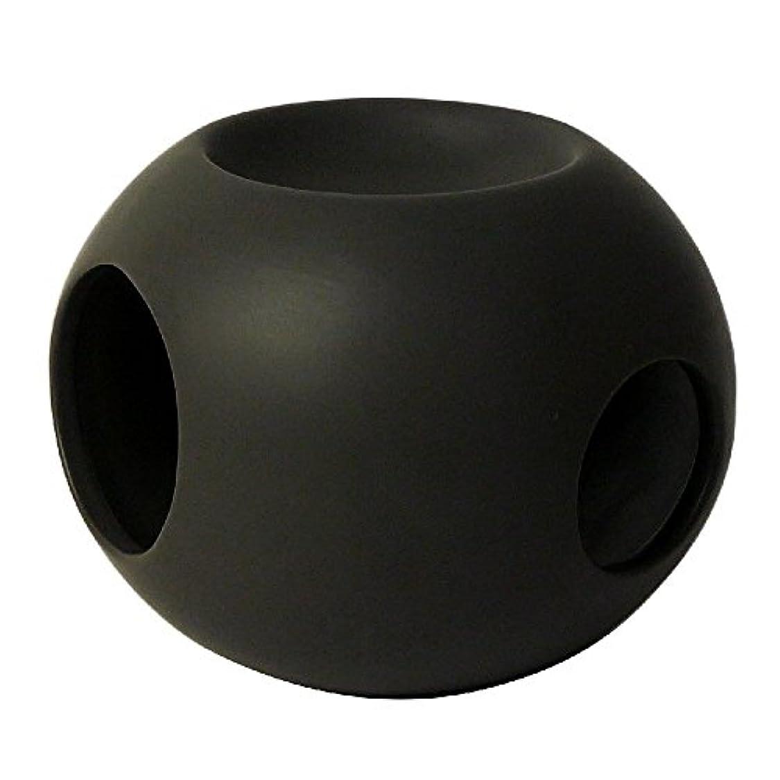 静かに情熱誰PASHA アロマポット Round Oil Ball エッセンシャルオイル ユーカリ付き