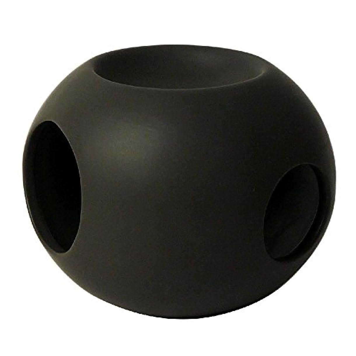 同種の窒素大脳PASHA アロマポット Round Oil Ball エッセンシャルオイル ユーカリ付き