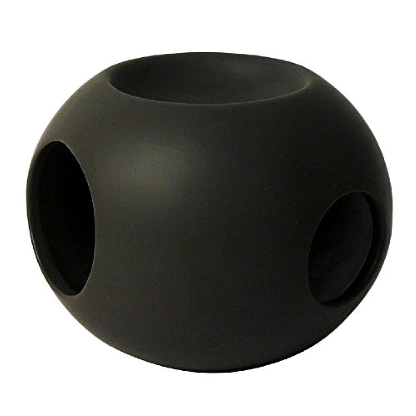 コンプリート施設キャッシュPASHA アロマポット Round Oil Ball エッセンシャルオイル ユーカリ付き