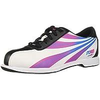 Storm Womens Storm Womens Skye Bowling Shoes - White/Black/Multi 6.5 B(M) US SP5139 065, White/Black, 6.5