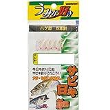 ヤマシタ(YAMASHITA) うみが好き サビキ アジ針(金)/ハゲ皮ラメ入 UVK551 7-1.5-2 XVUVK5517153
