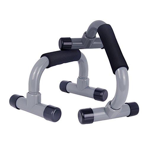 TotalFitness プッシュアップバー 腕立て伏せ 筋肉トレーニング 簡単組立式 エクササイズ STT-020
