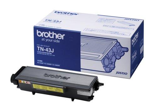 brother トナーカートリッジ TN-43J