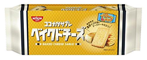 日清シスコ ココナッツサブレベイクドチーズ 20枚×12袋