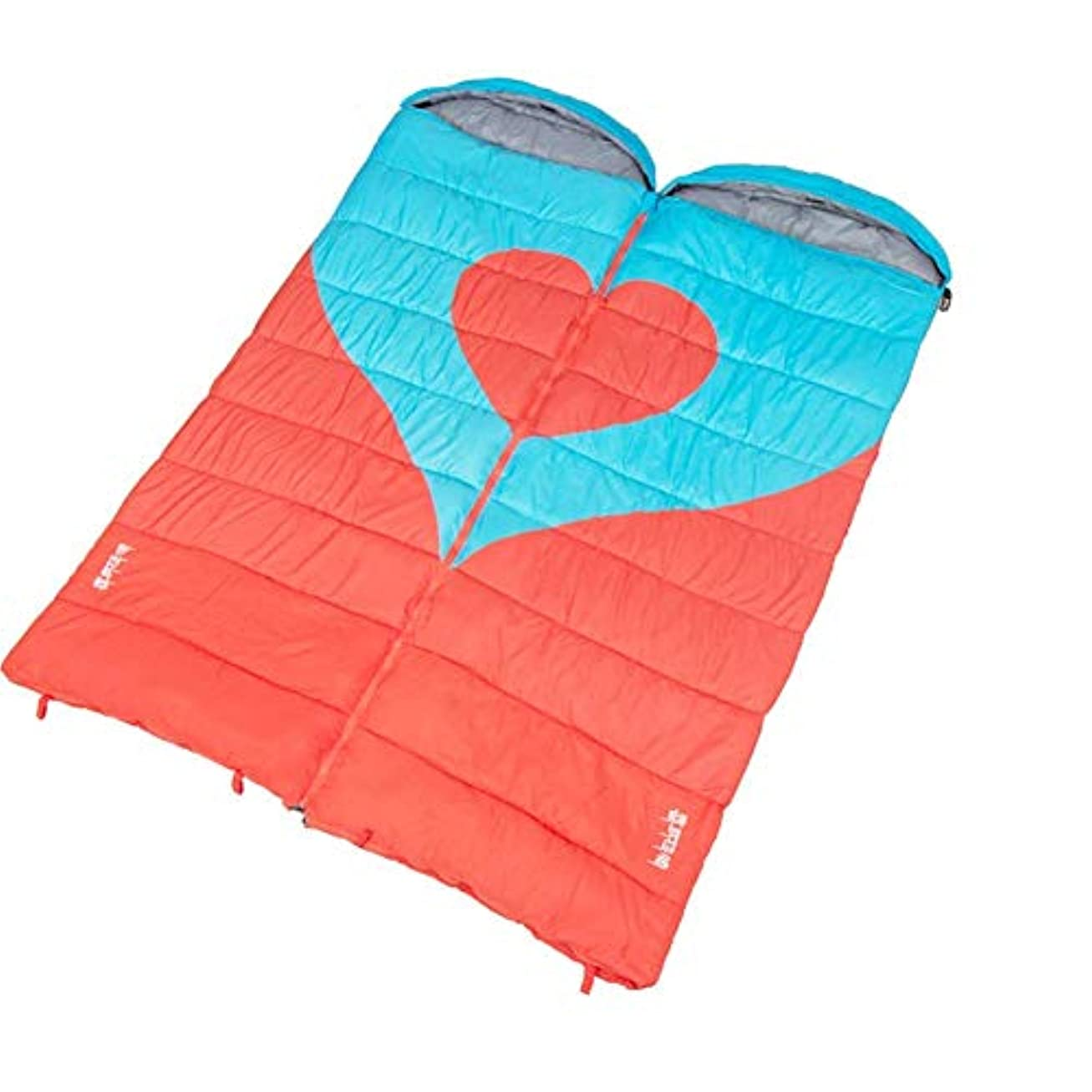 研磨タウポ湖世紀Single ダブル寝袋耐久性のある通気性の暖かい快適な睡眠袋軽量ポータブルキャンプ