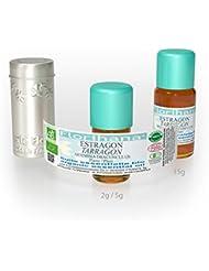 オーガニック エッセンシャルオイル タラゴン 5g(5.4ml)