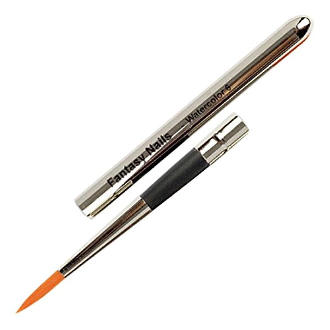 鉛筆アブストラクト手綱ウォーターカラーブラシ #6
