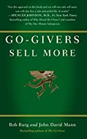 Go-Givers Sell More