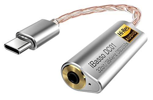 iBasso Audio DC01【2.5mmバランス端子仕様】USB DACアダプタ B07RTRB5MR 1枚目