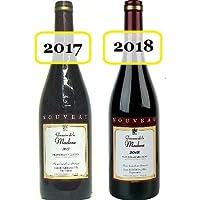 2017 & 2018 マドンヌ ボジョレー ヴィラージュ ヌーボー 2本 飲み比べ