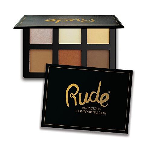 RUDE Audacious Contour Palette (並行輸入品)