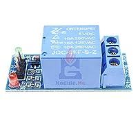 5 ピース/ロット 1 チャンネル 5 ボルトリレーモジュールシールド Arduino の宇野 Meage 2560 1280 ARM PIC AVR DSP