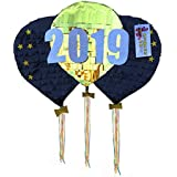 APINATA4U 2019 新年ピニャータバルーン 卒業式のお祝いに最適