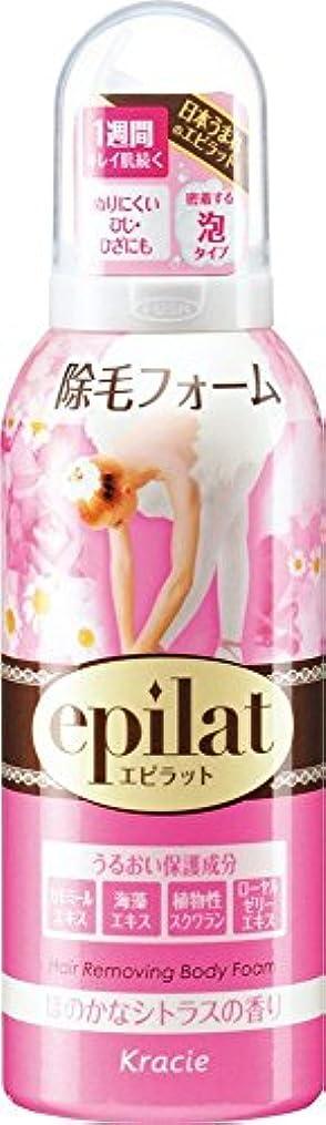 乳製品迷彩触手【クラシエ】エピラット 除毛フォーム 120g ×20個セット