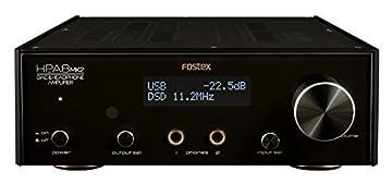 FOSTEX ヘッドホンアンプ 32bit D/A変換器内蔵 ハイレゾ対応 HP-A8MK2
