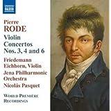Violin Concertos Nos. 3 4 6
