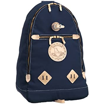 Triangle Back Pack 7279: Navy Canvas