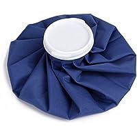 Homy アイシングバッグ 氷嚢 水漏れ防止 怪我を鎮痛 熱中症 繰り返し利用可能 氷の袋 ネイビー …