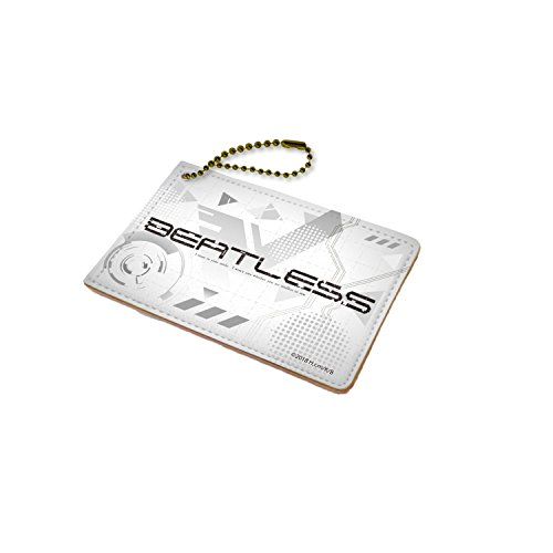BEATLESS 01 ロゴデザイン キャラパス
